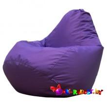"""Кресла-груша """" Фиолет"""" (плотная)"""